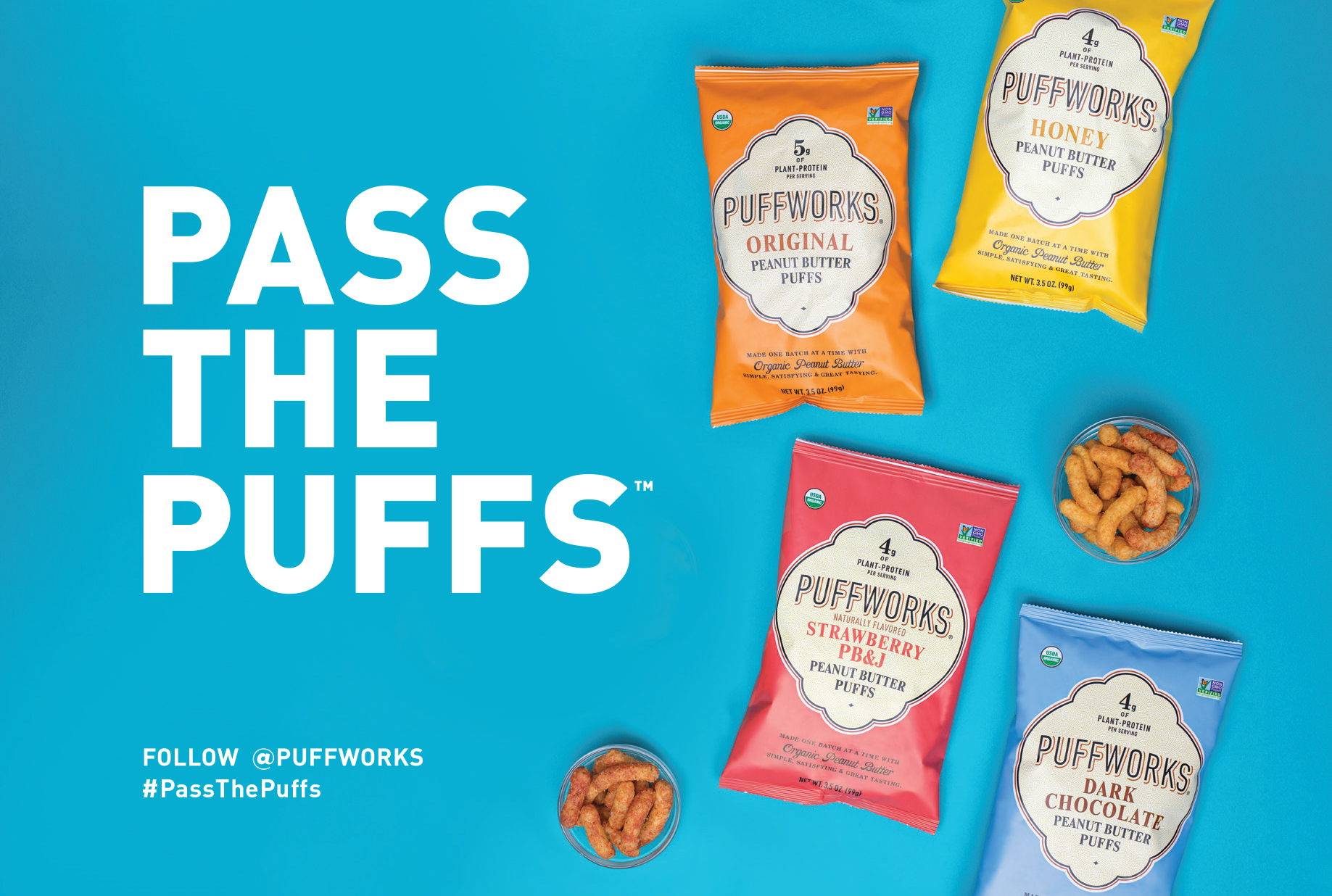 Pass the Puffs